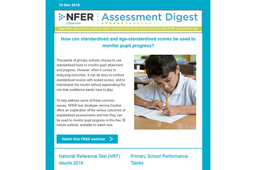 Assessment Digest: